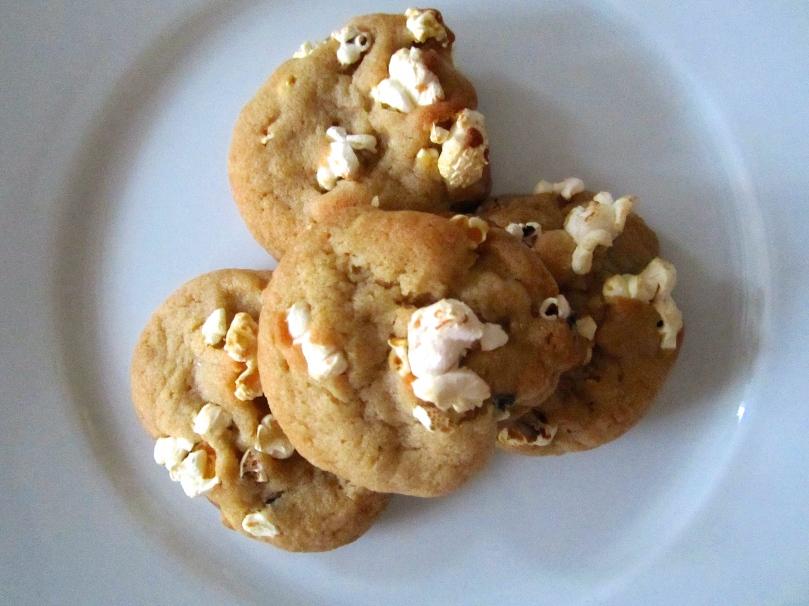 Popcorn Cookies 2