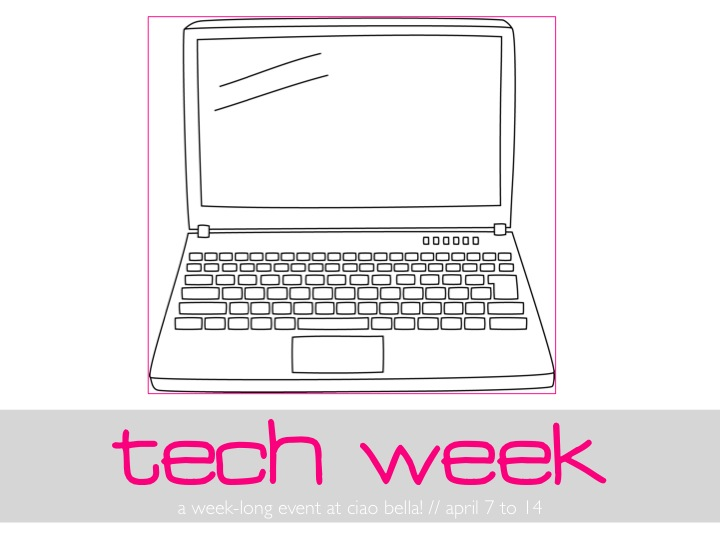 Tech Week Logo