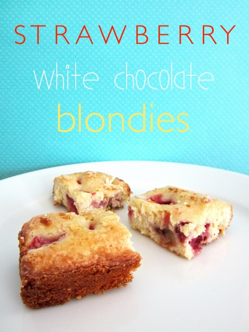 Strawberry-White-Chocolate-Blondies
