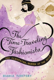 The Time Traveling Fashionista Book Three