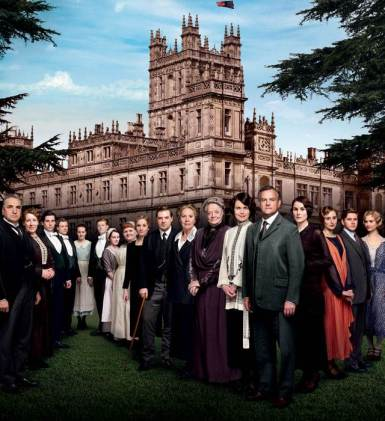 Downton Abbey Season 4 Cast