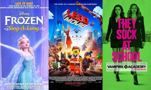 February Movies