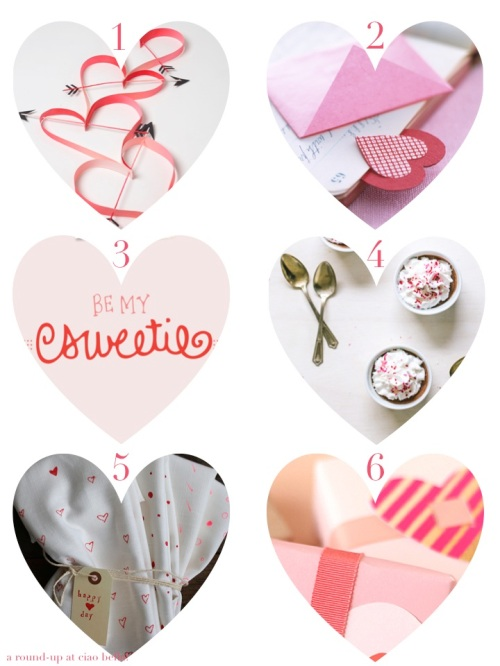 Valentine's Day Crafts 2014