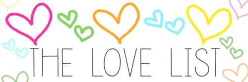The Love List