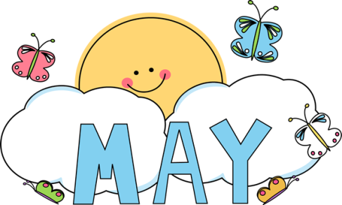 Looking Ahead: May