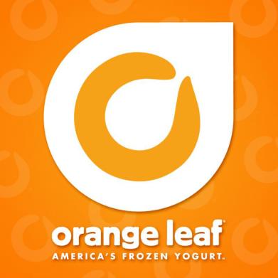 Orange Leaf Yogurt