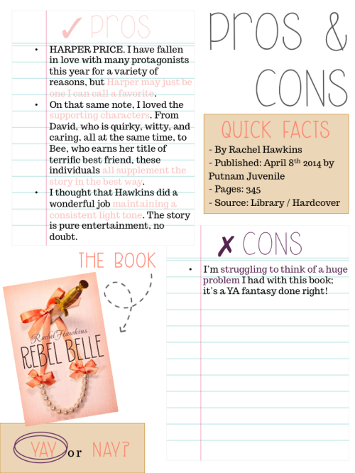 Rebel Belle Pros and Cons