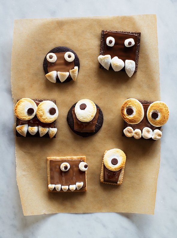 Say Yes Monster S'mores
