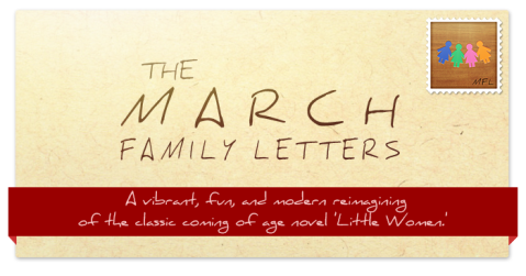 March Family Letters