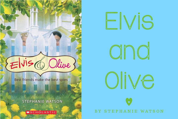 Elvis and Olive
