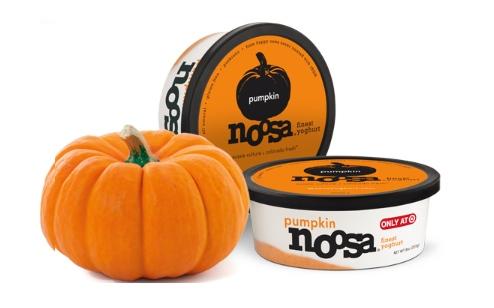 Noosa Pumpkin Yoghurt