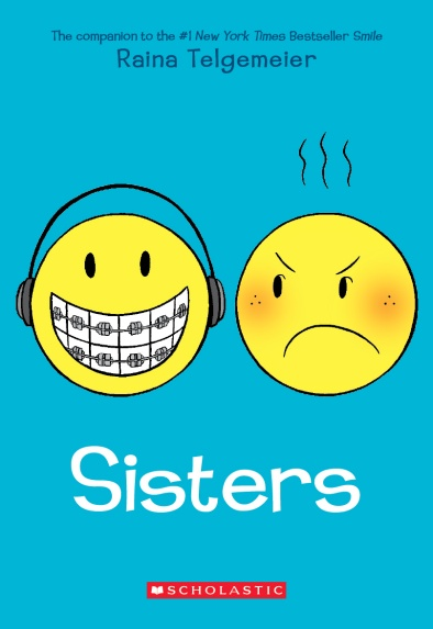 Sisters Raina Telgemeier