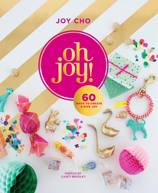 Oh Joy Book