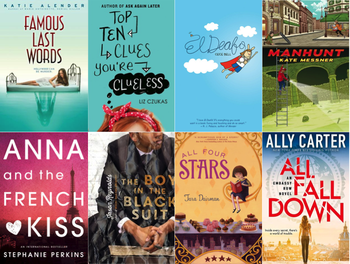 January 2015 Reads