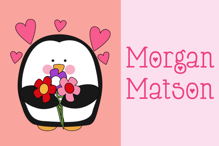 Morgan Matson