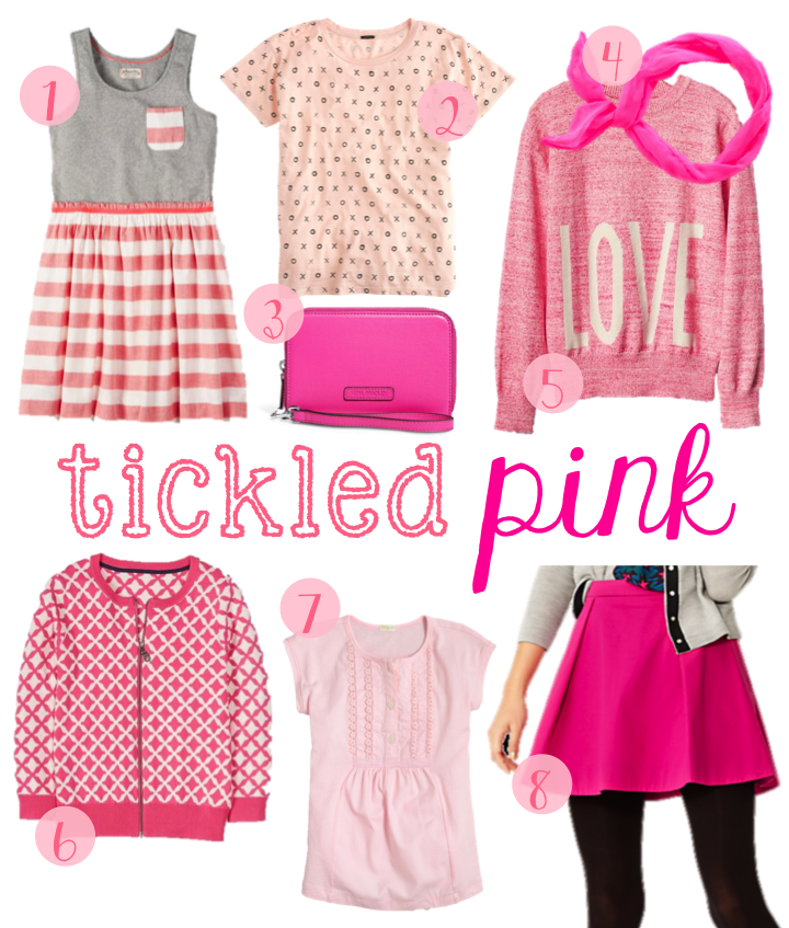 Tickled Pink Style Snapshot
