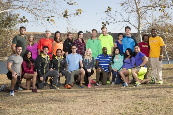 The Amazing Race 2015