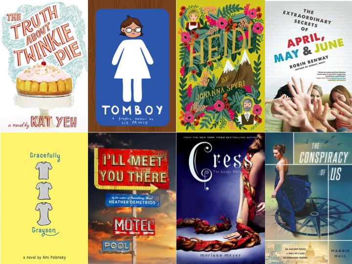 February 2015 Books