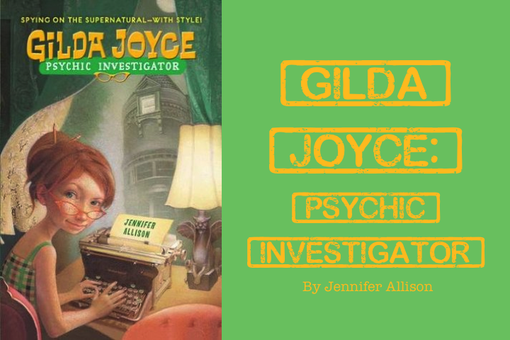 Gilda Joyce Psychic Investigator