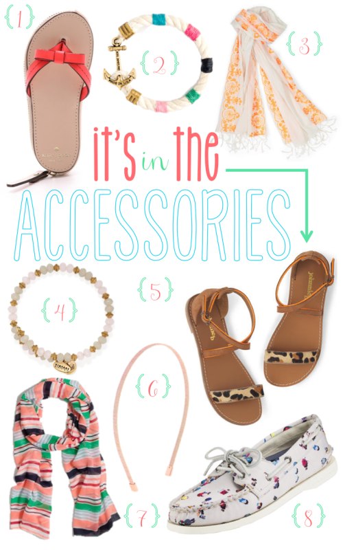 It's in the Accessories