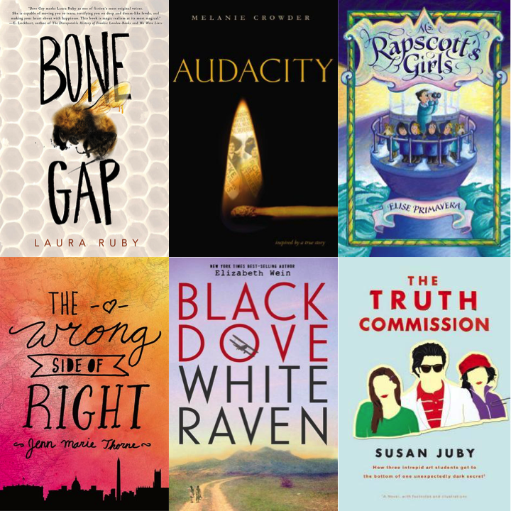 April 2015 Books