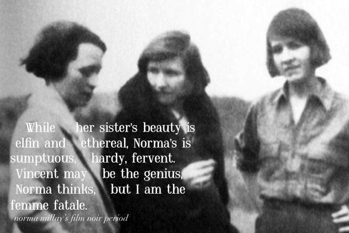 Norma Millay's Film Noir
