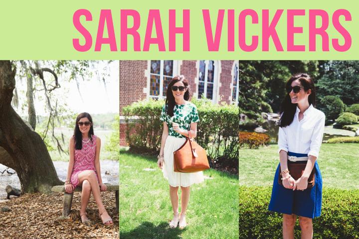 Sarah Vickers