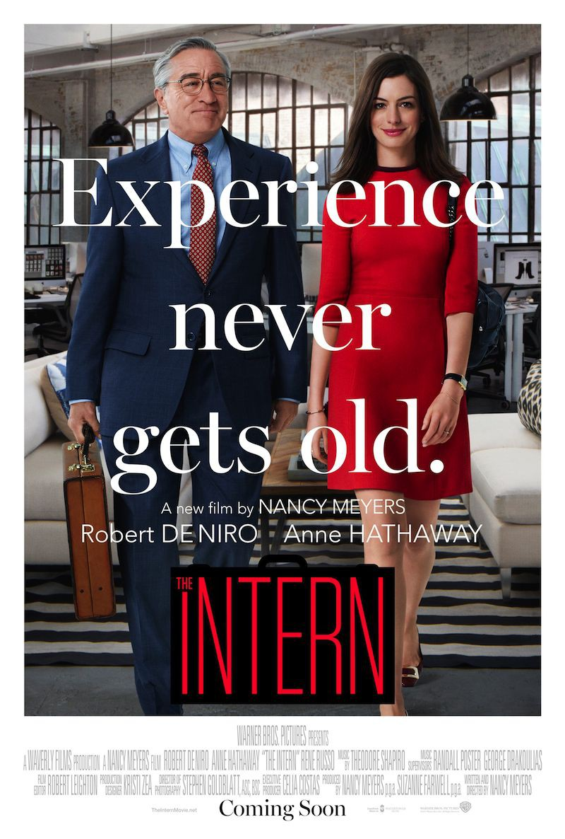 The Intern Movie