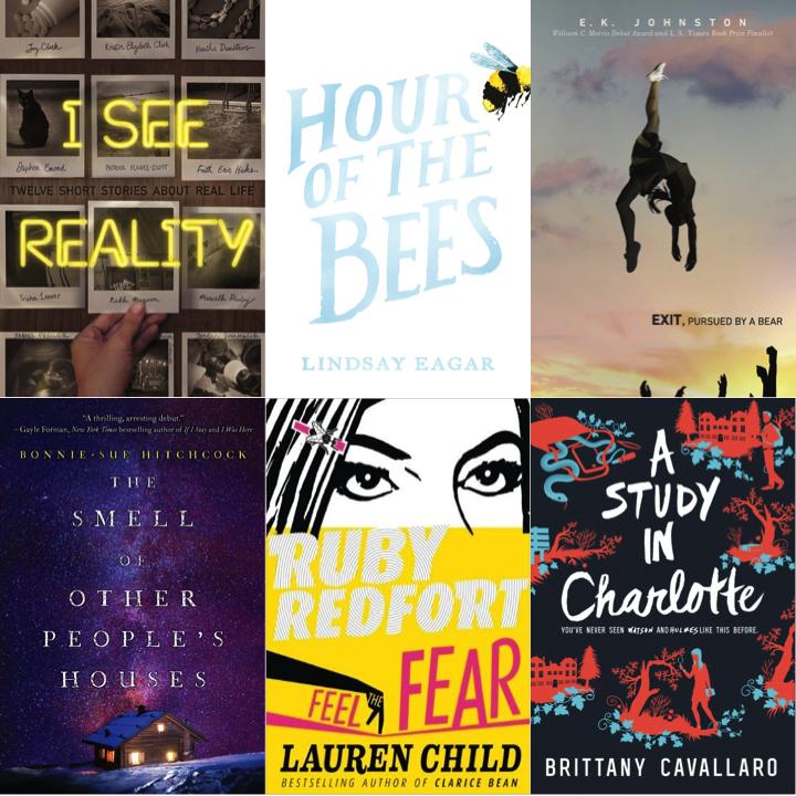 April 2016 Books