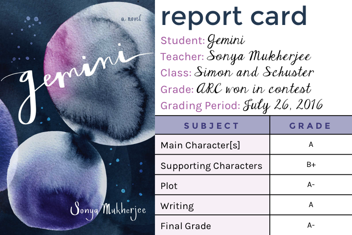 Making the Grade Gemini