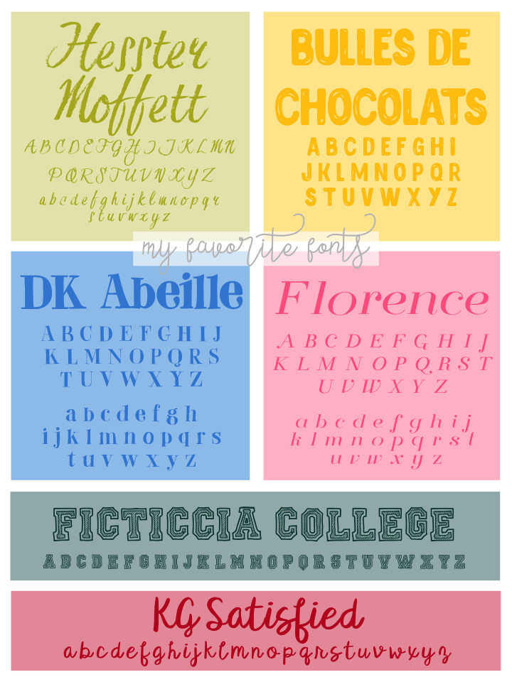 Font Freebies 12