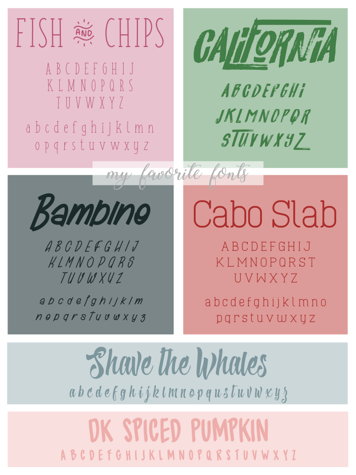 Font Freebies 14