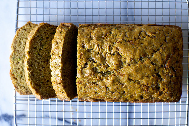 Smitten Kitchen Zucchini Bread