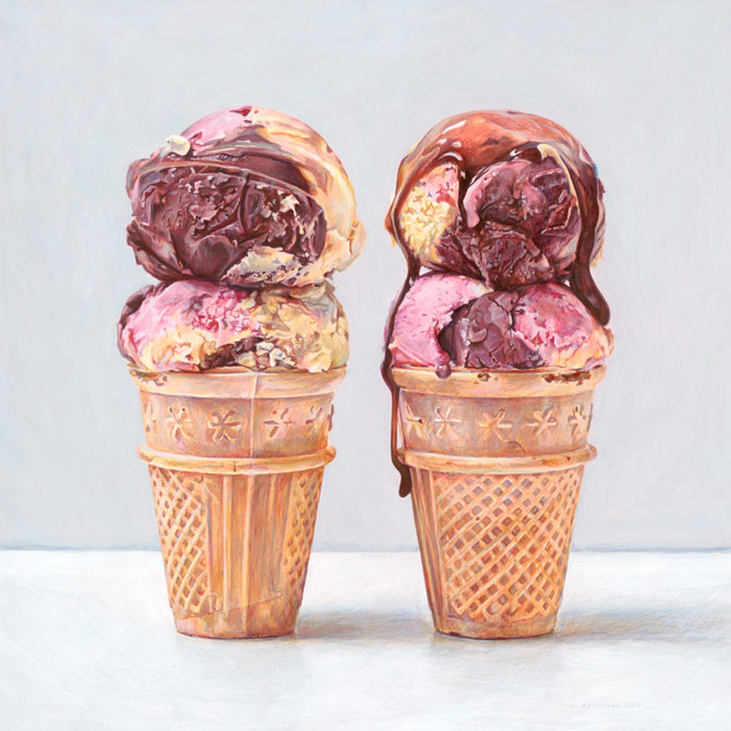 Joel Penkman Ice Cream